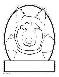 This coloring page can be used in conjunction with
