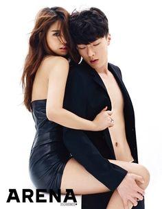 Seolhyun (AoA) est sexy sur les nouveaux clichés de Arena Homme + - Soompi France