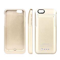 Telefono dėkliukas skirtas iPhone 6 su net 3500 mAh talpos integruota baterija.Telefono dėkliukas Jūsų telefoną įkraus, kad ir būtumėte!Kraunantis dėkliukas