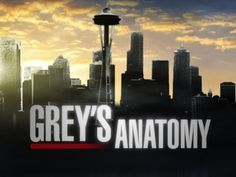 Can't miss Grey's Anatomy