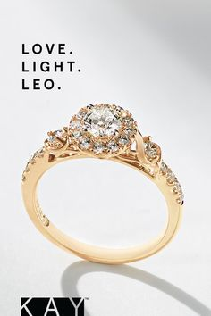 2d1792ee3 325 Best Engagement Rings images in 2019 | Halo rings, Kay jewelers ...