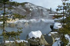 """You'll have to ramble down dirt roads, hike into canyons, and cross suspension bridges to get to these hidden hot springs. But the effort will make the """"ahhh"""" even sweeter when you slip into a steamy bath in the middle of a forest or beneath the glittery Milky Way."""