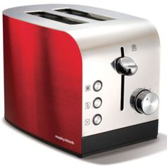 Shop Online for Morphy Richards 222050 Morphy Richards Accents 2 Slice Toaster - Copper and more at The Good Guys. Find bargain buys and bonus offers from Australia's leading electrical & home appliance store. Purple Toaster, Kettle And Toaster, Toaster Ovens, Cooking Appliances, Small Kitchen Appliances, Kitchen Ware, Kitchen Dining, Copper Kitchen Accessories, Pyrex