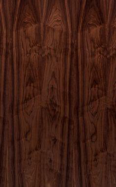 American Black Walnut Flat Cut Crown Grain Wood Veneer
