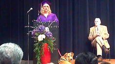 Laurie's Graduation Speech