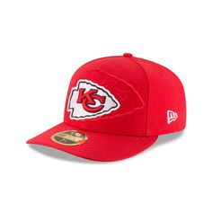 best sneakers 1d1b8 c30db Kansas City Chiefs New Era 2016 Sideline Low Crown 59FIFTY Hat