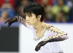 yuzuru hanyu FS skate canada 2013