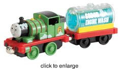 Take Along - Percy & the Engine Wash