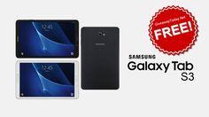 Win Samsung Galaxy Tab S3 Giveaway June 2017