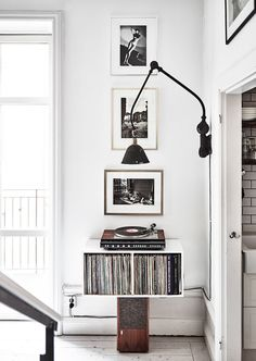 Styling of a music corner