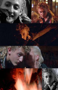 Marko, The Lost Boys favorite. Lost Boys Movie, The Lost Boys 1987, I Movie, Modern Vampires, Real Vampires, Best Vampire Movies, Dianne Wiest, Alex Winter, Never Grow Old
