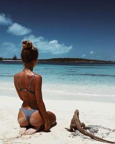 Women Bikini Set Padded Bra Swimsuit Floral Swimwear Triangle Bathing Suit New Size Bust Waist Length S One Piece Swimwear, Bikini Swimwear, Bikini Set, Swimsuits, Bikini Beach, Beach Bum, Cheeky Bikini, Girl On Beach, Sexy Bikini