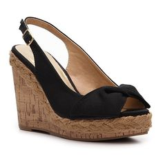 Madden Girl Wedge Black one of my going out staples!