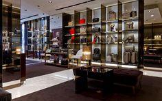 Gucci has a flagship store on Lisbon's exclusive Avenida da Liberdade.