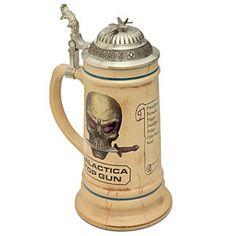 Battlestar Galactica Top Gun Beer Stein