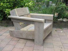 Maak zelf goedkoop uw complete lounge set van steigerhout met deze stap voor stap bouwtekening.