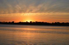 Sun Sets on the Sound. Rachel Iga