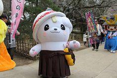 さのまるくん(栃木県・佐野市)