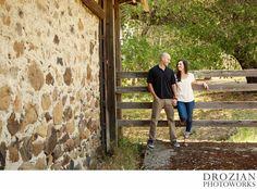 Romantic engagement session at Jack London State Park #engagementphotography #jacklondonstatepark #drozianphotoworks
