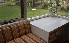 Makers Lane :: White Concrete top with Opal Custom Made, Bespoke Furniture made in Australia.