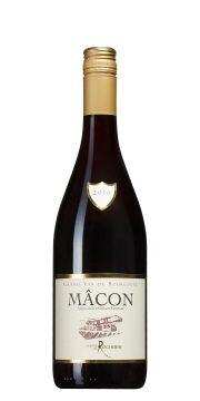 Mâcon Rouge Rochebin (nr 5363) Rött vin, Mjukt & Bärigt - 75 kr