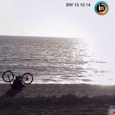 today 2014/10/15 @igersmenorca presented me and featured this pic as «FOTO BW DEL DÍA» saying ❝Precioso BW ✲ Felicidades Amigo ★♔★ cucodevenegas❞ tagged to #igersmenorca_bw «Bike parking... | Aparcamiento de bicis...» #wenrolling CA OA