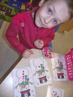 La maternelle de Francesca: Nos petits ateliers #4
