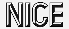 Nice type from YouWorkForThem    http://www.typographyserved.com/gallery/Romeo-by-URW/2723795