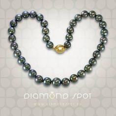 perly - Tahitské a sladkovodní perly - Zlatnictví Diamond Spot, Praha 1 Beaded Necklace, Diamond, Jewelry, Beaded Collar, Jewlery, Pearl Necklace, Jewerly, Schmuck, Beaded Necklaces