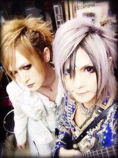 Zin and Teru from Jupiter
