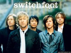 switchfoot. saw them with garret at the black sheep