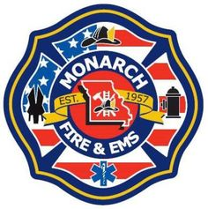Monarch Fire Protection District Logo