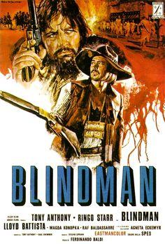 'Blindman': Ringo Starr's white slavery spaghetti western   Dangerous Minds