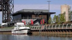 You'll Never Want To Leave This Enchanting Waterfront Restaurant In Cleveland