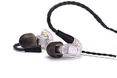 Extraordinary detail and clarity in a compact, ergonomic package Up and Over cable routing helps prevent microphonics and keeps the earphone securely in place 25dB of ambient noise reduction