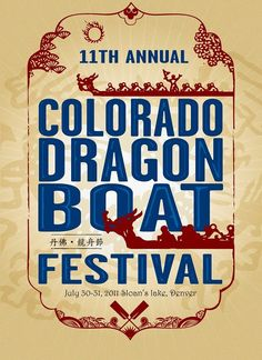 Colorado Dragon Boat Festival Sloans Lake #denver
