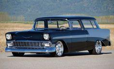 1956 Chevy Custom Nomad