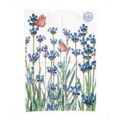 Kew Tea Towel, Lavender