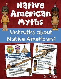myths and stereotypes about native americans More than 40% of americans between the ages of 25 and 60 will be poor for at least a year of their lives over the same  poverty myths & stereotypes january, 2015.