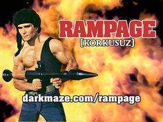 Turkish Rambo.