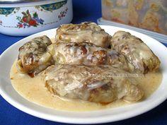 Храна за мойте канибали: Сарми със зелев лист