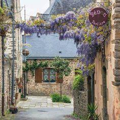 La Roche Bernard, Bretagne