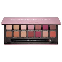 Shop Anastasia's Modern Renaissance Eye Shadow Palette at Sephora. It features 12 neutral to berry eye shadows for day-to-night looks.