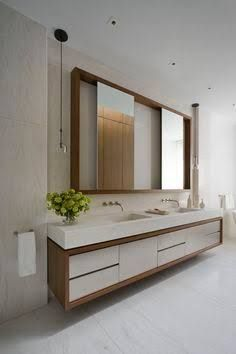 modern bathrooms - Google Search