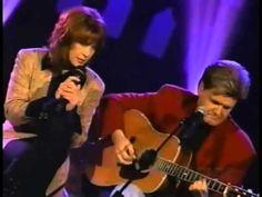 Patty Loveless & Ricky Skaggs - How Can I Help You Say Goodbye [ Live ] - YouTube