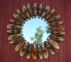 Shoe Form Mirror | American Folk Art Museum