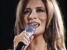 Myriam en concierto Teatro Caupolicán 2005