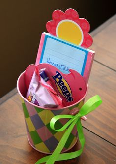 Michelle paige easter favors for teachers friends and family easter gifts ideas for teachers negle Gallery