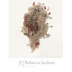 Liverpool, Liver Bird, Bridal Tiara, Headpiece, by Rebecca Jackson, Bespoke