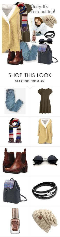 """""""Oh..those winter mornings..."""" by elliewriter ❤ liked on Polyvore featuring Everlane, Burberry, Frye, Tommy Hilfiger and Barry M"""